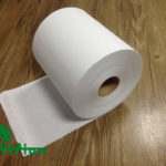 """Paper towel roll,  recycled white,38gsm,  1Ply,7.76""""×600'"""