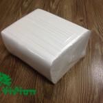 Dinner napkin,  virgin white,13gsm,  2Ply,16.5″×14.2″150Pcs