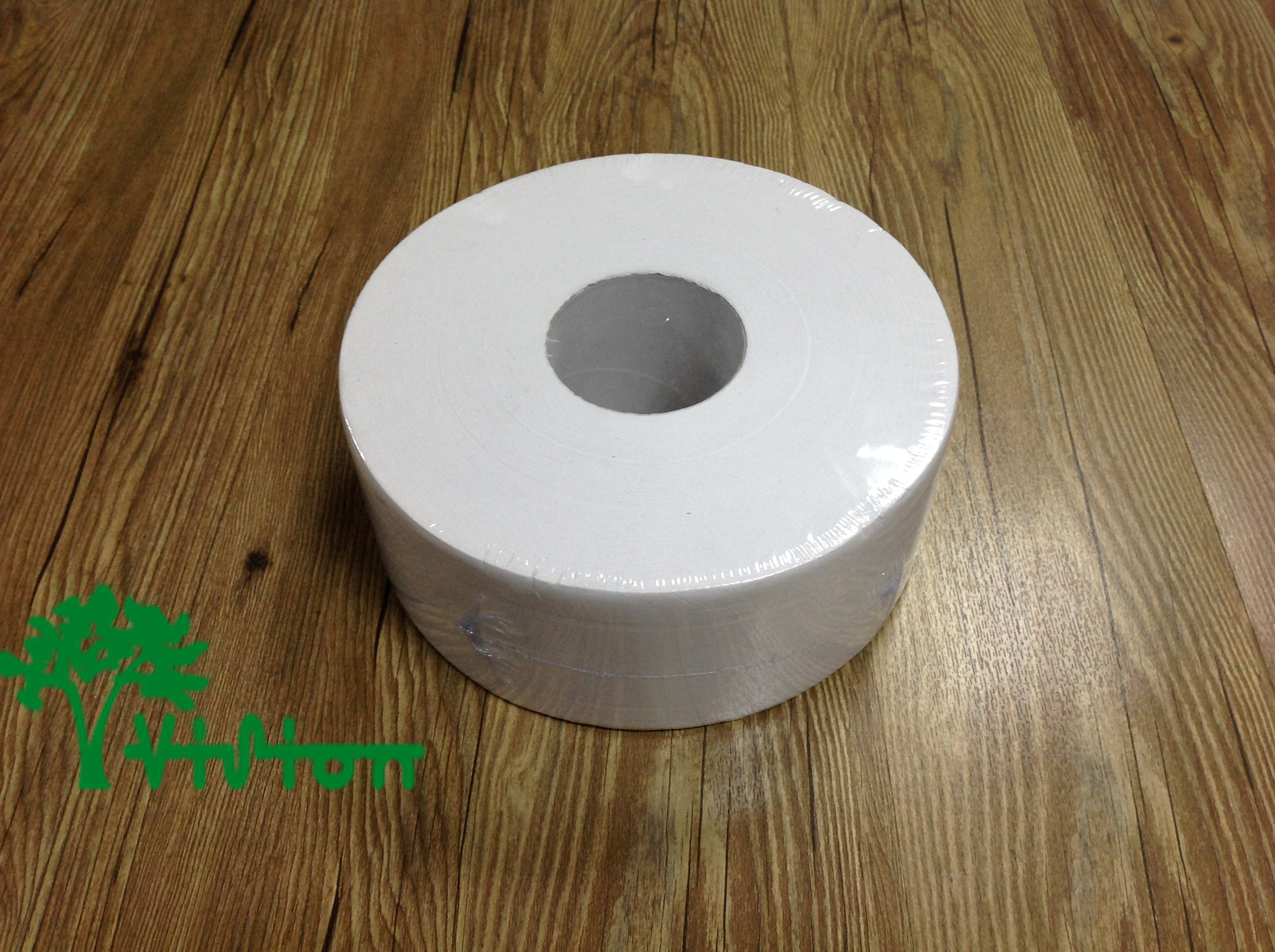 "Jumbo toilet paper,  recycled white,16gsm,2Ply,  3.54""×118'"