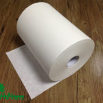 "Paper towel roll,  virgin white,38gsm,  1Ply,10""×800'"