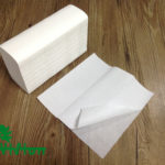 "Air Multifold paper towels,  virgin white,19gsm,  2Ply,9.05""×9.05""200Pcs"