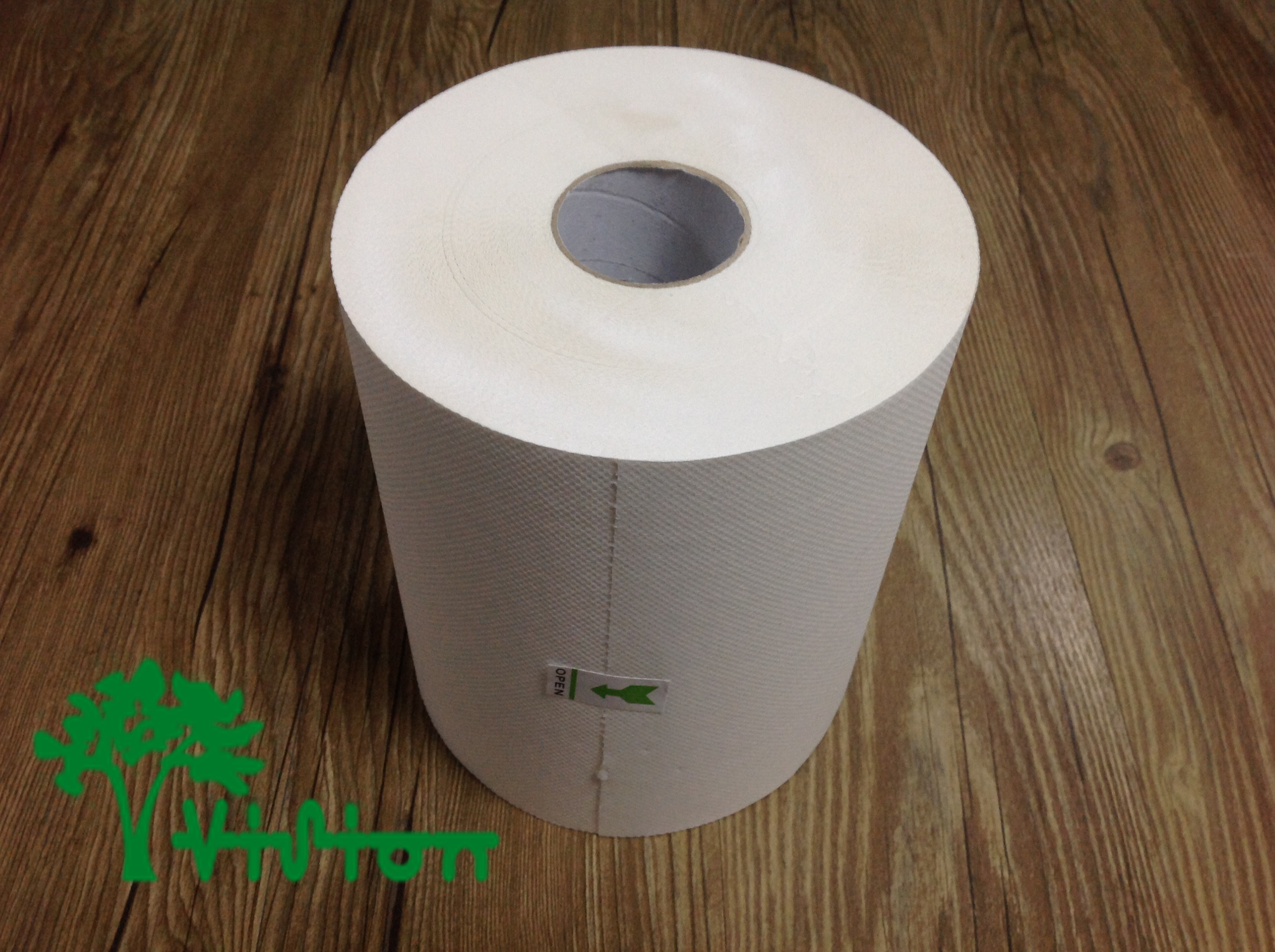 Air Paper Towel Roll Virgin White