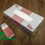 Facial Tissue virgin white  7.87
